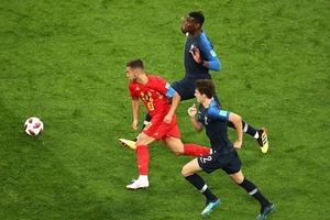 Eden Hazard: Pháp chơi không đẹp, Bỉ xứng đáng vào chung kết hơn