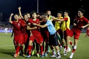 HLV Park Hang-seo: Cầu thủ Việt Nam không bao giờ bỏ cuộc