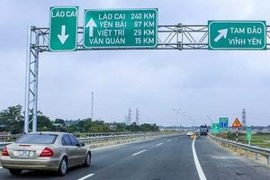 Yêu cầu VEC nhận nợ đối với nguồn vốn ODA tại 4 dự án đường bộ cao tốc