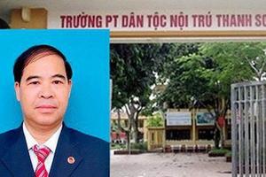 Bộ trưởng Bộ GD&ĐT lên tiếng vụ hiệu trưởng nghi xâm hại nhiều nam sinh