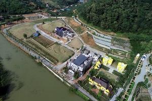 Chủ tịch TP Hà Nội : Xử nghiêm các vi phạm đất rừng tại Sóc Sơn, bất kể là ai