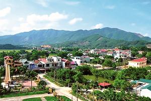 Huyện Yên Lập, Tỉnh Phú Thọ: Bước chuyển mình sau 10 năm xây dựng Nông thôn mới