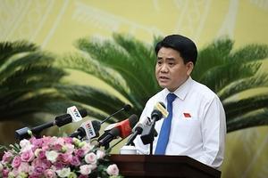 Chủ tịch Hà Nội công khai 3 điều kiện xét tuyển với giáo viên hợp đồng