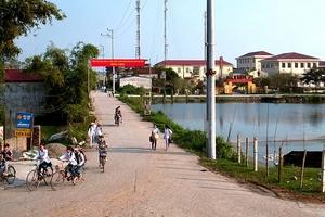 Vi phạm trong đấu thầu tại huyện Thanh Trì, Hà Nội