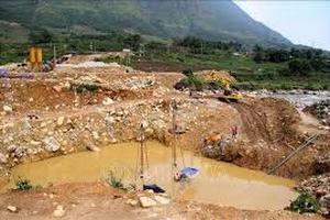Chưa giao đất nhưng vẫn cố xây dựng thủy điện
