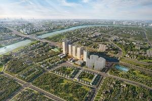 Eurowindow River Park: Khu đô thị có vị trí vàng tại phía đông bắc Hà Nội