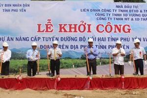 Liên danh thực hiện dự án BT 4.662 tỷ nối Phú Yên và Gia Lai: Họ là ai?