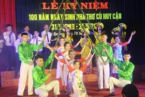 Huyện Vũ Quang, Hà Tĩnh: Kỷ niệm 100 năm ngày sinh nhà thơ Cù Huy Cận