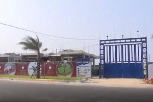 Dana Home Land: chưa xong thủ tục pháp lý vẫn phân lô xây biệt thự
