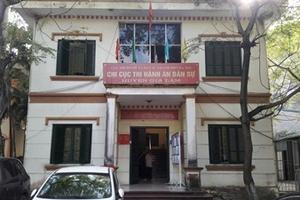 Gia Lâm, Hà Nội: Cơ quan chức năng kết luận sai phạm tại Chi cục Thi hành án dân sự