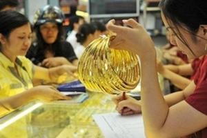 Giá vàng hôm nay tăng mạnh, vượt mốc 37 triệu đồng/lượng
