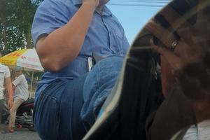Bắt khẩn cấp nghi can huy động giang hồ vây xe chở công an ở Đồng Nai