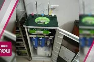 Máy lọc nước có xử lý được nước sông Đà?