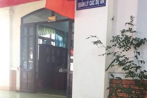 """BQL các dự án Đăk Glong """"ỉm"""" kết quả đấu thầu"""