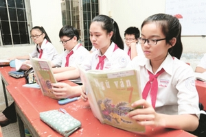 Dạy - học môn Ngữ văn mới: Chuyển hướng đào tạo năng lực