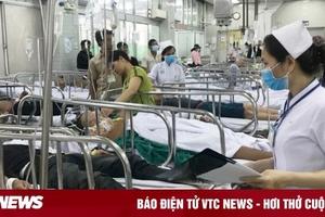 Video: Tết trong viện của những 'chiến sĩ' khoác áo blouse trắng