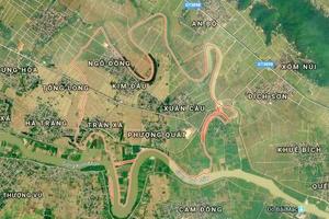 Dự án Khu dân cư mới xã Lạc Long (Kinh Môn, Hải Dương): Chỉ một nhà đầu tư trúng sơ tuyển