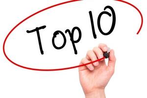 Top 10 cổ phiếu tăng/giảm mạnh nhất tuần: Cổ phiếu thị trường nổi sóng, bluechip bị chốt mạnh