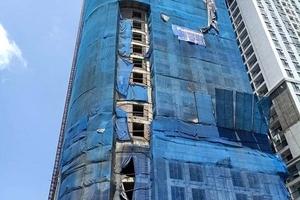 Ba Đình (Hà Nội): Dự án Hà Nội Golden Lake View bị đình chỉ toàn diện hoạt động xây dựng