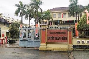 Trung tâm Phát triển quỹ đất huyện Thăng Bình (Quảng Nam): Mở thầu khi chưa làm rõ HSMT
