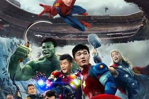 Sao Việt phấn khích với chiến thắng của đội tuyển bóng đá Việt Nam trước Malaysia