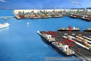 Quảng Trị: Đề xuất đầu tư 14.234 tỷ đồng xây dựng khu bến cảng Mỹ Thủy