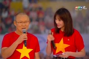 Hari Won có trở thành 'người đặc biệt' của thầy Park?