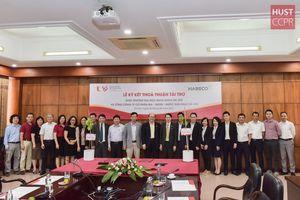 Habeco ký kết thỏa thuận tài trợ với Trường Đại học Bách khoa Hà Nội