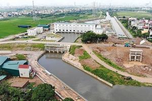 6 gói thầu hơn 1.000 tỷ đồng tại dự án tiêu nước của Hà Nội: Mỗi gói chỉ 1 nhà thầu đạt về kỹ thuật