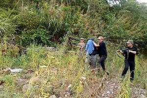 """Bắt """"trùm"""" đường dây vận chuyển ma túy từ Lào về Việt Nam"""