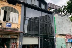 TP.HCM: Công ty Phúc Sinh K - Coffee xây dựng không phép?