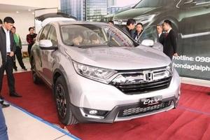 Cục Đăng kiểm Việt Nam vào cuộc vụ Honda CR-V bị khách hàng phản ánh lỗi chân phanh