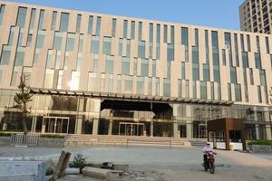"""Tòa nhà Hyundai Tam Trinh: Vi phạm được """"hợp thức hóa"""""""