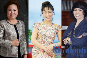 Lật ngược thế cờ: 3 nữ tỷ phú Việt thâu tóm lại siêu dự án doanh nghiệp ngoại