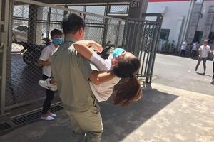 Vụ công nhân ngất xỉu: Người dân bất bình vì bị Cty Yazaki đổ lỗi