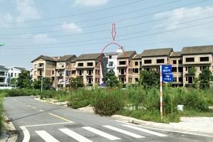 Nam Từ Liêm (Hà Nội): Khu biệt thư sinh thái Foresa Villa TASCO tự ý thay đổi thiết kế, phá nát quy hoạch