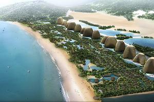 Dự án Mũi Dinh EcoPark vướng đất quy hoạch ti tan