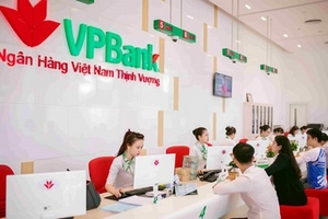 VPBank miễn nhiệm hai Phó Tổng Giám đốc ngoại