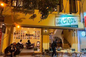 Chạn Coffee: Không gian yên bình giữa lòng thành phố!