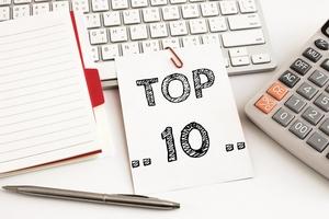 Top 10 cổ phiếu tăng/giảm mạnh nhất tuần: Nhóm cổ phiếu nhỏ hút mạnh dòng tiền