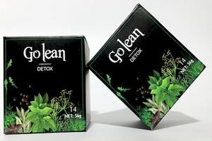 Sản phẩm Go Lean Detox liên tục bị xử phạt và thu hồi do có chứa chất cấmSibutramine