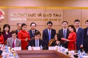 Đài Truyền hình EBS (Hàn Quốc) hỗ trợ Việt Nam phòng chống bạo lực học đường