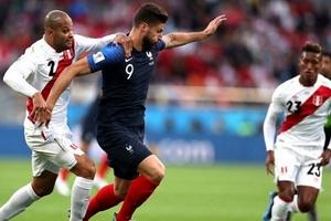Giroud tịt ngòi: Điềm lành Pháp vô địch World Cup?