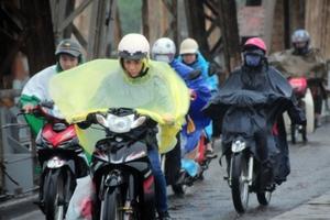 Thời tiết 8/11: Gió mùa Đông Bắc về, Hà Nội trời lạnh nhiệt độ thấp nhất 18 độ C