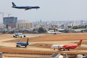 Bộ Giao thông đề xuất nới room cho nhà đầu tư ngoại đầu tư vào các hãng hàng không