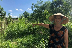 """Dự án KDC Phú Xuân - Nhà Bè: Công ty Hồng Lĩnh bị """"tố"""" chiếm hàng nghìn mét vuông đất"""