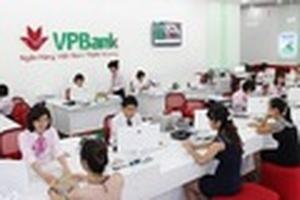 35% dư nợ của VPBank là cho vay tín chấp