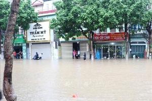 Từ 1-7/6, Bắc Bộ đến Thanh Hóa có mưa to và rất to