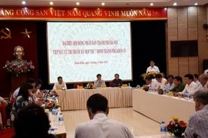 Cử tri Hà Nội bức xúc về sai phạm đất đai tại Sóc Sơn, Ba Vì