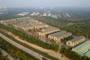 Từ đất lò gạch thành cả trăm biệt thự: Lo dự án Vạn Tuế tạo tiền lệ xấu ở Hưng Yên